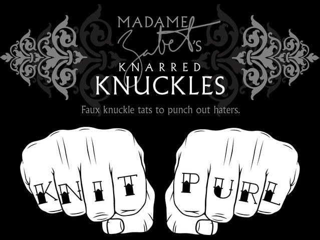 Knarred Knuckles